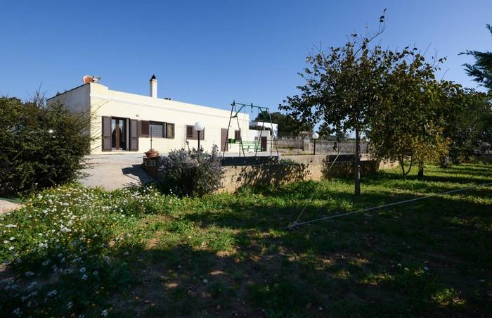 Vendite immobiliari Salento - Vendita villa bifamiliare Salve