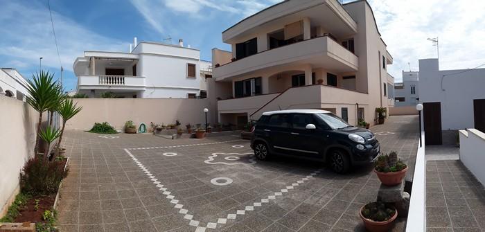 Vendite immobiliari Salento - Vendita villa bifamiliare Castrignano del Capo