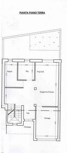 Vendite immobiliari salento vendita villa a schiera for Stile architettonico del capo cod