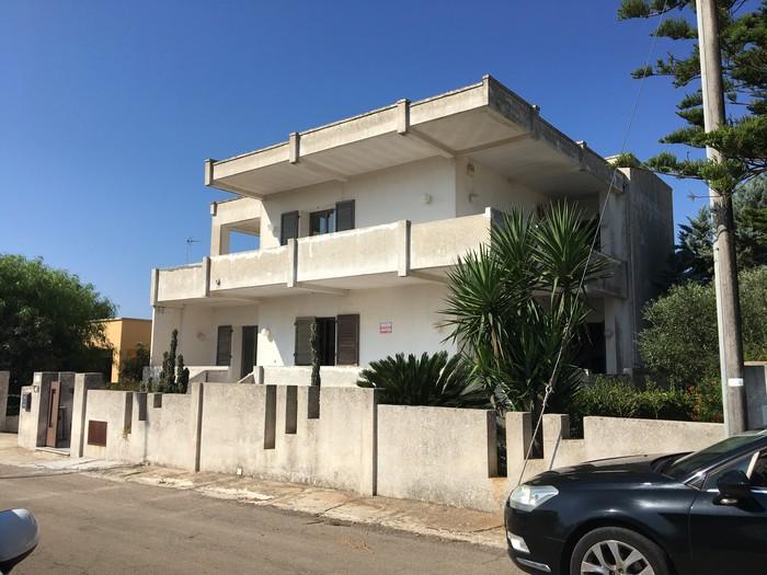 Vendite immobiliari Salento - Vendita villa bifamiliare Morciano di Leuca